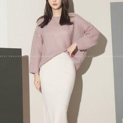 Áo len cao cấp Flower Hàn Quốc 111060