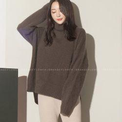Áo len cao cấp Flower Hàn Quốc 111069
