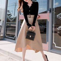 Chân váy Attrangs Hàn Quốc 131055