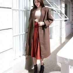 Áo khoác nữ Dahong Hàn Quốc 221070