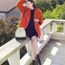 Áo khoác nữ Dahong Hàn Quốc 221074