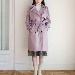 Áo khoác nữ Dahong Hàn Quốc 221075