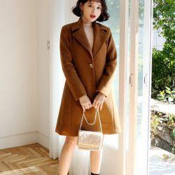 Áo khoác nữ Dahong Hàn Quốc 221078