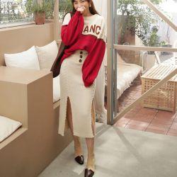 Chân váy Dahong Hàn Quốc 231096