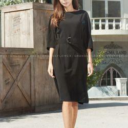 Váy liền thân Flower Hàn Quốc 311081