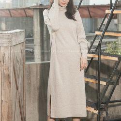 Váy liền thân Flower Hàn Quốc 311082