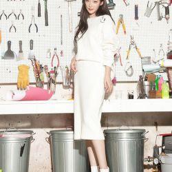 Váy liền thân Flower Hàn Quốc 311090