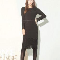 Váy liền thân Flower Hàn Quốc 311091