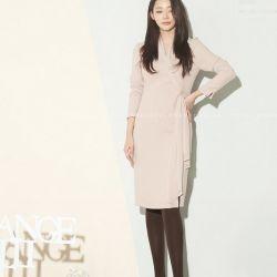 Váy liền thân Flower Hàn Quốc 311092