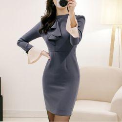 Váy liền thân Oran Hàn Quốc 021155