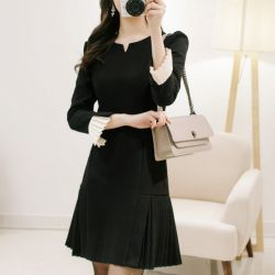 Váy liền thân Oran Hàn Quốc 021157
