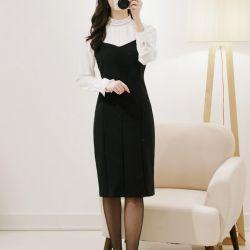 Váy liền thân Oran Hàn Quốc 021160