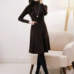 Váy liền thân Oran Hàn Quốc 021162