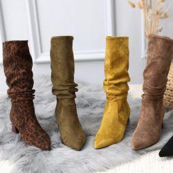 Boots cổ thấp Sovo Hàn Quốc 021177