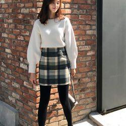 Chân váy Mayddle Hàn Quốc 0611992