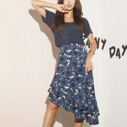 Chân váy Flower Hàn Quốc 131151