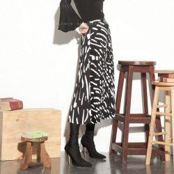 Chân váy Flower Hàn Quốc 131157
