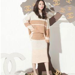 Chân váy Flower Hàn Quốc 131158