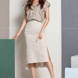Chân váy Flower Hàn Quốc 131160
