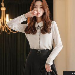 Áo sơ mi Styleonme Hàn Quốc 141155