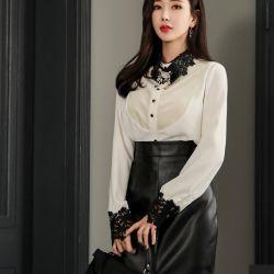 Áo sơ mi Styleonme Hàn Quốc 141163