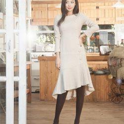 Váy liền thân Flower Hàn Quốc 151153