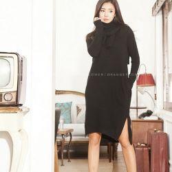 Váy liền thân Flower Hàn Quốc 151154