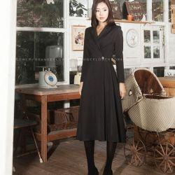 Váy liền thân Flower Hàn Quốc 151156