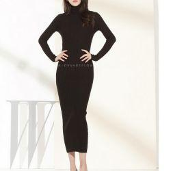 Váy liền thân Flower Hàn Quốc 151158