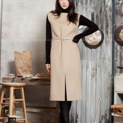 Váy liền thân Flower Hàn Quốc 151161