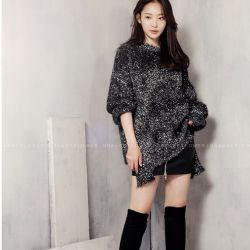 Áo len cao cấp Flower Hàn Quốc 241167