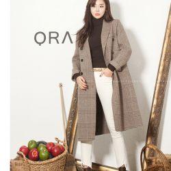 Áo khoác nữ Flower Hàn Quốc 011270