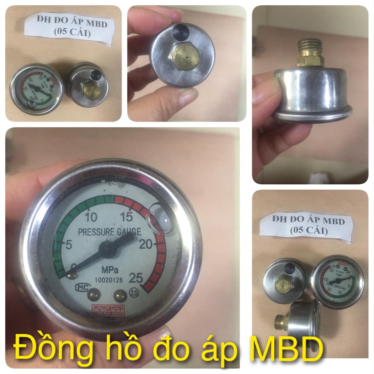 Đồng Hồ Đo Áp MBD