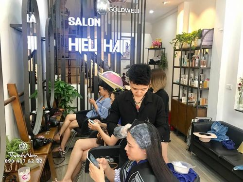 SALON HIẾU HAIR