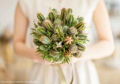 21 bó hoa cưới từ sen đá độc đáo cho cô dâu mùa thu