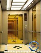 Chọn cabin cho thang máy của bạn