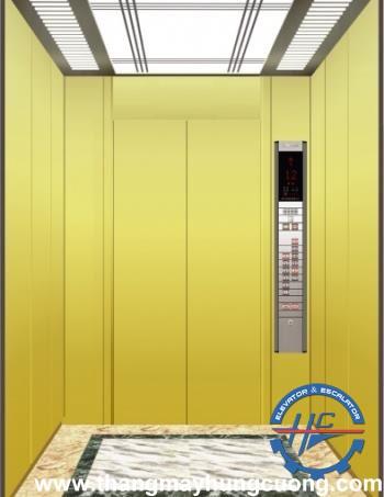 cabin thang máy phong thuỷ