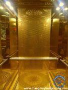 Mẫu cabin thang máy cho những khách sạn tiêu chuẩn 5 sao