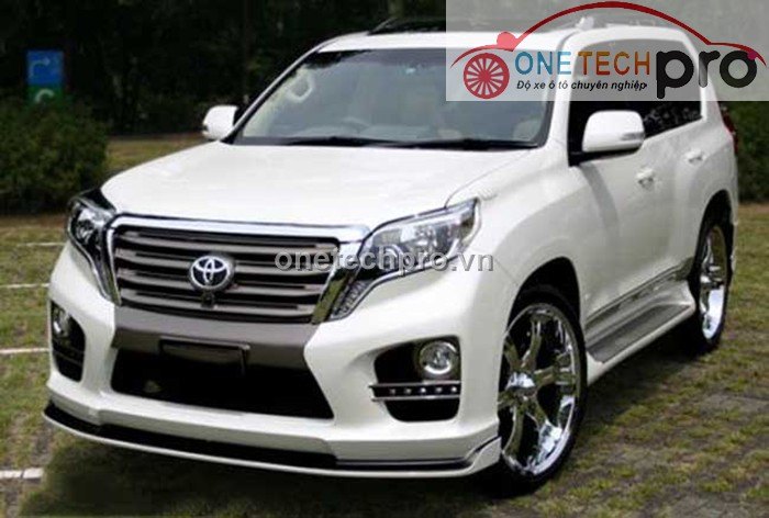 ĐỘ BODY KITS TOYOTA CRUISER PRADO