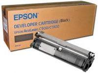 EPSON Developer Cartridge for AcuLaser C1900/C900 Black (C13S050100)