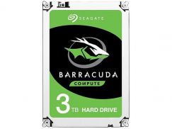 Seagate BarraCuda ST3000DM008 3TB 64MB Cache SATA 6.0Gb/s 3.5""