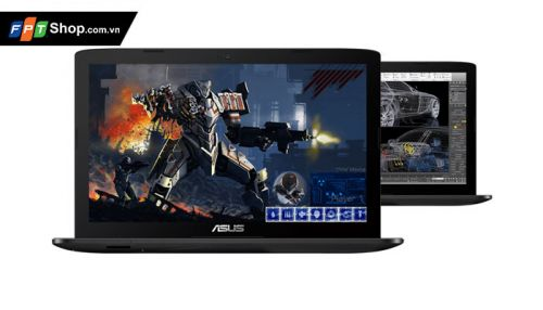 Asus GL552JX-XO093D For Gaming