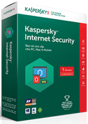Phần mềm Kaspersky Internet Security for PC (KIS 1PC)