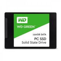 SSD WESTERN DIGITAL 120GB GREEN Sata 3 (WDS120G2G0A)