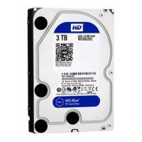 """HDD Desktop 3.5"""" WESTERN DIGITAL 3TB Sata 3- WD30EZRZ Blue"""