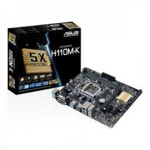 MAINBOARD ASUS H110M-K (LGA 1151 S/p Intel Gen 6th)