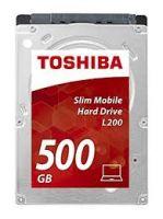 Ổ cứng laptop TOSHIBA 500Gb 2.5 gắn trong HDWK105UZSVA