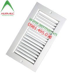 Miệng gió 1 lớp nan dọc (VSAG) Vertical Single Air grille