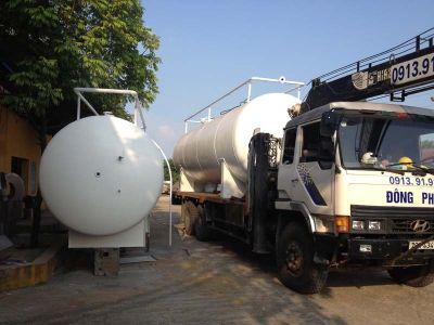 Bồn chứa LPG