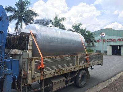 Bình khí nitơ 2m3